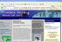 Pinedale Hockey Association